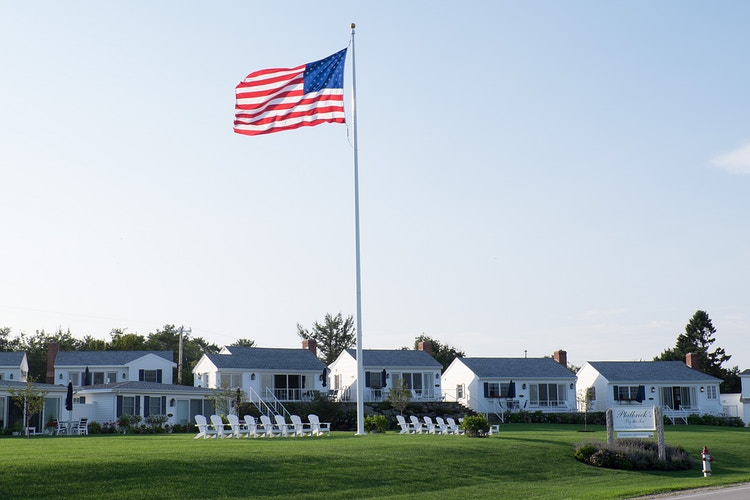 Flag - New England 2 - Coline Heisse § Photographies