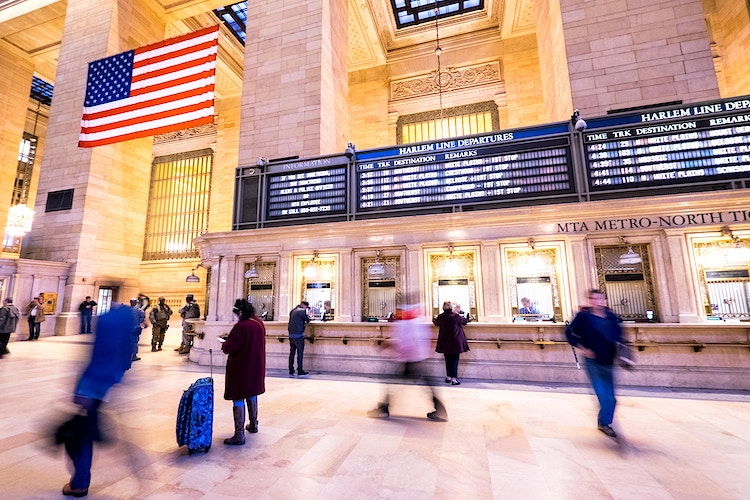 Gare centrale, New York - Coline Heisse § Photographies