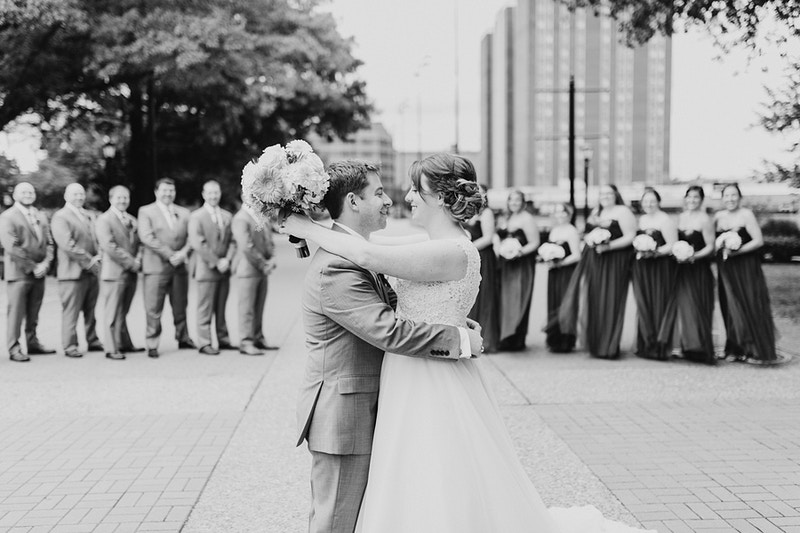 Julie And Zane - Connor Hochbein Photography