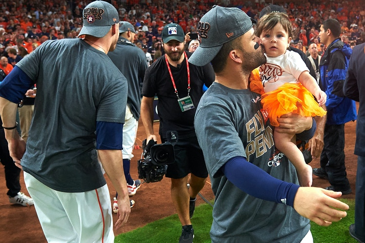 Houston Astros Baseball - Cooper Neill | Dallas Freelance Photographer