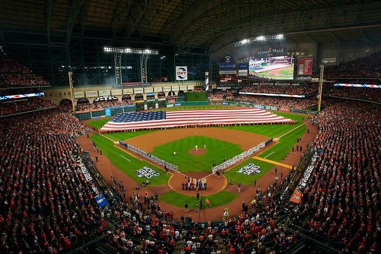 Houston Astros 2017 For Mlb Click For More - Cooper Neill | Dallas Freelance Photographer