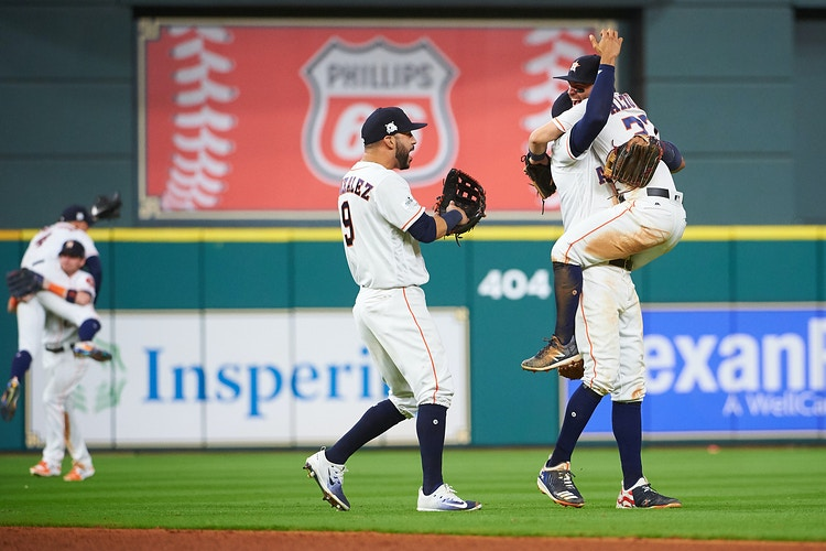 Houston Astros - Cooper Neill | Dallas Freelance Photographer