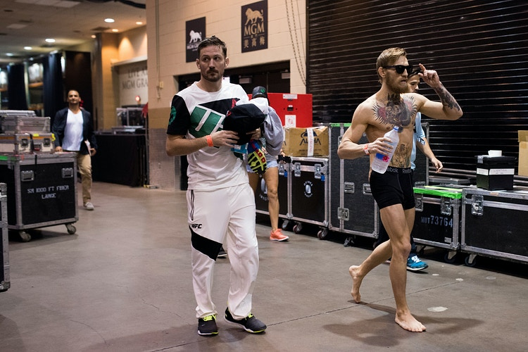 Ultimate Fighting Championships - Cooper Neill | Dallas Freelance Photographer