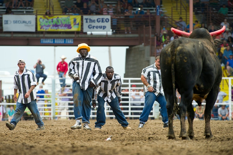 Angola Prison Rodeo Personal Project - Cooper Neill | Dallas Freelance Photographer