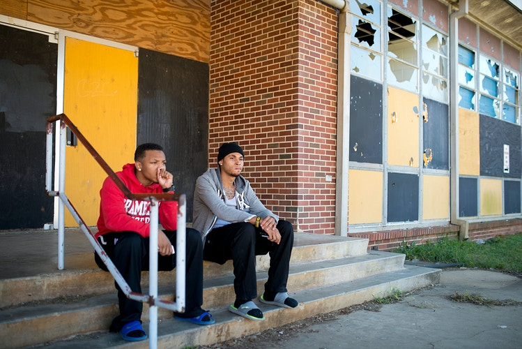 One Day In Grambling For The New York Times - Cooper Neill | Dallas Freelance Photographer