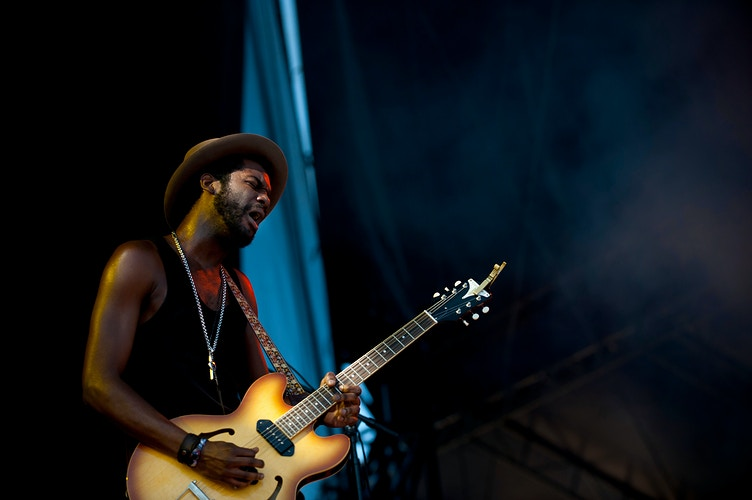 Gary Clark Jr. - Cooper Neill | Dallas Freelance Photographer