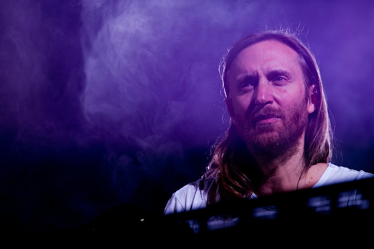 David Guetta - Cooper Neill | Dallas Freelance Photographer