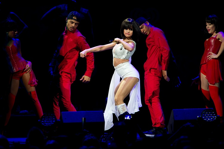 Selena Gomez - Cooper Neill | Dallas Freelance Photographer