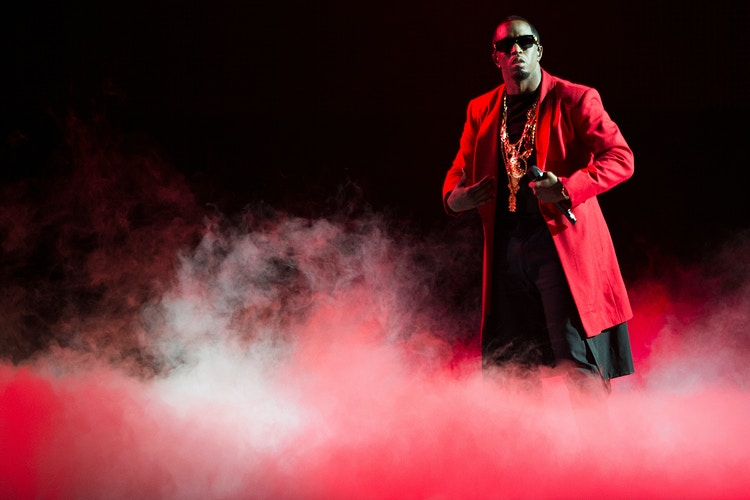 P-Diddy - Cooper Neill | Dallas Freelance Photographer