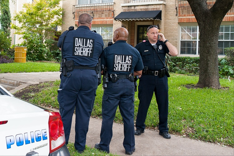 Ebola In Dallas For The New York Times - Cooper Neill | Dallas Freelance Photographer