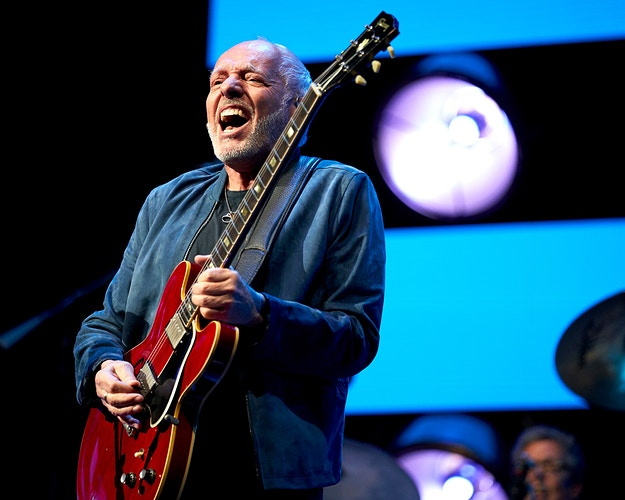 Peter Frampton (for Crossroads Guitar Festival) - Cooper Neill | Dallas Freelance Photographer