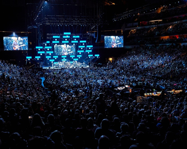 Eric Clapton (for Crossroads Guitar Festival) - Cooper Neill | Dallas Freelance Photographer