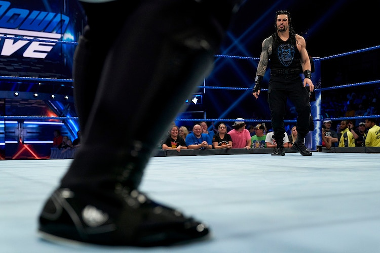 WWE Baton Rougue (for WWE) - Cooper Neill | Dallas Freelance Photographer