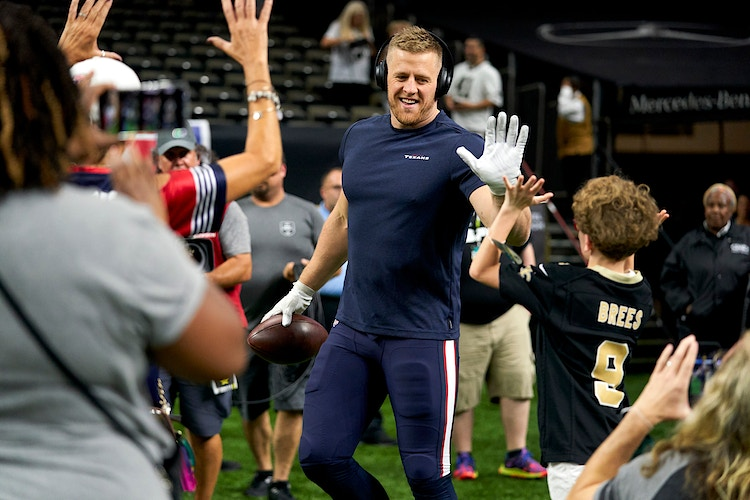 Texans v Saints (for NFL) - Cooper Neill | Dallas Freelance Photographer