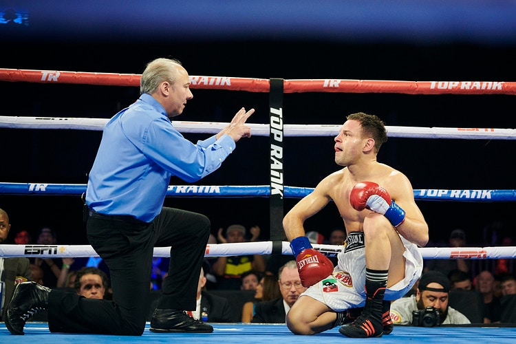 Toprank Boxing For Ap February 2019 Click For More - Cooper Neill | Dallas Freelance Photographer