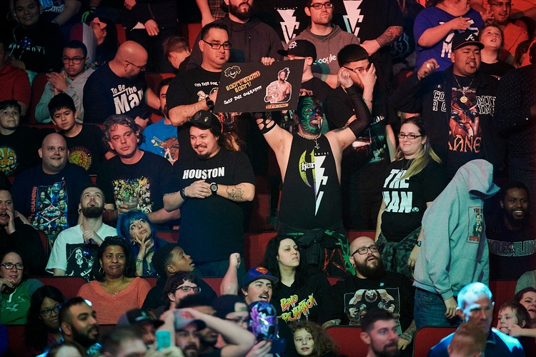 Elimination Chamber 2019 For Wwe February 2019 Click For More - Cooper Neill | Dallas Freelance Photographer