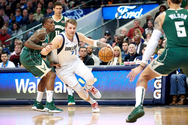 Luka Doncic For The New York Times February 2019 Click For More - Cooper Neill | Dallas Freelance Photographer