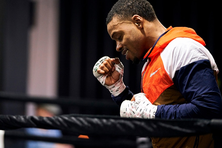 Errol Spence Jr (for ESPN) - Cooper Neill | Dallas Freelance Photographer