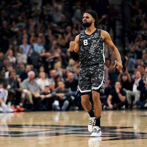 Patty Mills (for San Antonio Spurs) - Cooper Neill | Dallas Freelance Photographer