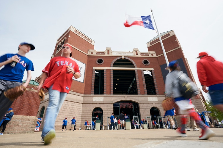 Opening Day (for Major League Baseball) - Cooper Neill | Dallas Freelance Photographer