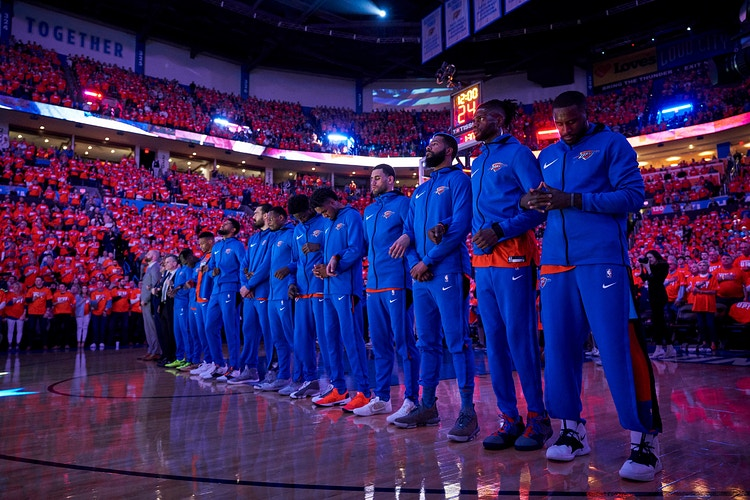 NBA Playoffs (for Getty Images) - Cooper Neill | Dallas Freelance Photographer
