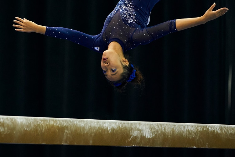 NCAA Gymnastics Championships (for Associated Press) - Cooper Neill | Dallas Freelance Photographer