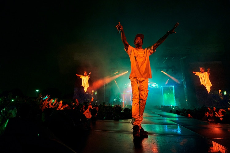 Travis Scott - Cooper Neill | Dallas Freelance Photographer