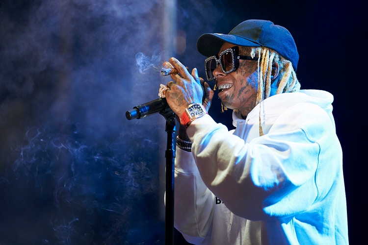 Lil Wayne - Cooper Neill | Dallas Freelance Photographer