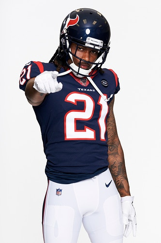 Houston Texans Bradley Roby (for NFL) - Cooper Neill | Dallas Freelance Photographer