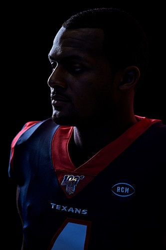 Houston Texans Deshaun Watson (for NFL) - Cooper Neill | Dallas Freelance Photographer