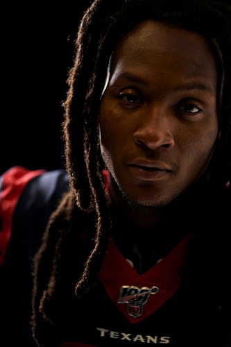 DeAndre Hopkins (for NFL) - Cooper Neill | Dallas Freelance Photographer