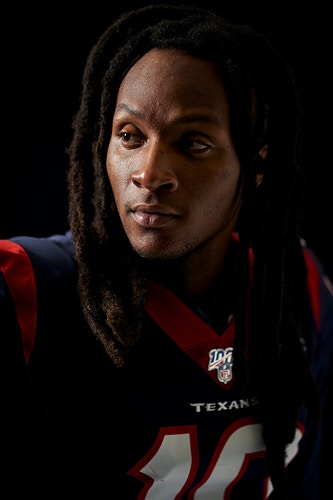 Houston Texans DeAndre Hopkins (for NFL) - Cooper Neill | Dallas Freelance Photographer