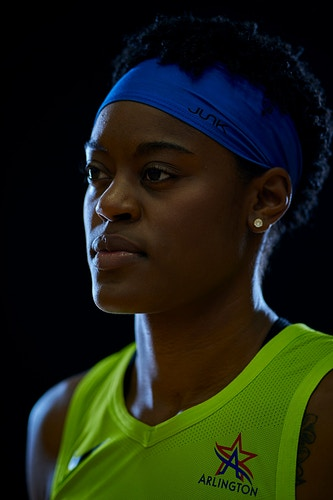 Kalea Davis (for WNBA) - Cooper Neill | Dallas Freelance Photographer