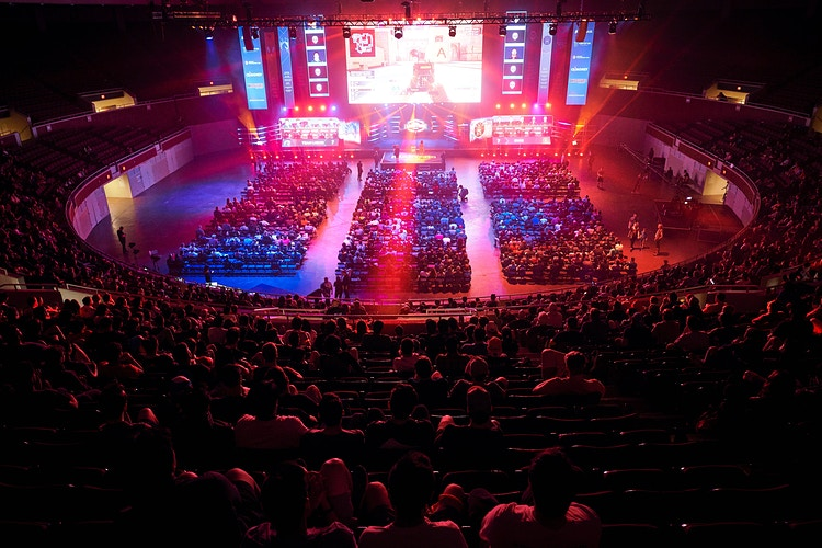 DreamHack (for Getty Images) - Cooper Neill | Dallas Freelance Photographer