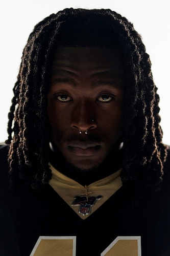 New Orleans Saints Alvin Kamara (for NFL) - Cooper Neill | Dallas Freelance Photographer
