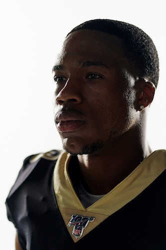 New Orleans Saints Marcus Williams (for NFL) - Cooper Neill | Dallas Freelance Photographer