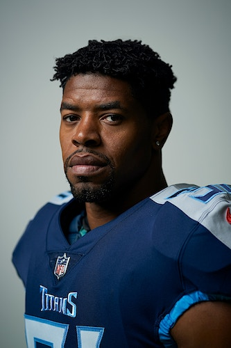 Cameron Wake (Tennessee Titans) - Cooper Neill | Dallas Freelance Photographer