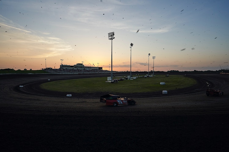 Salina Highbanks Speedway (for NASCAR) - Cooper Neill | Dallas Freelance Photographer