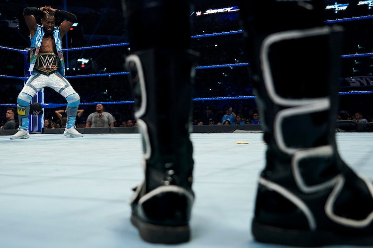 WWE Smackdown (for WWE) - Cooper Neill | Dallas Freelance Photographer