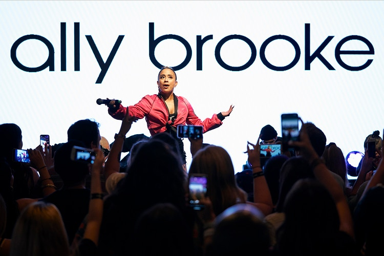 Ally Brooke (for iHeartRadio) - Cooper Neill | Dallas Freelance Photographer