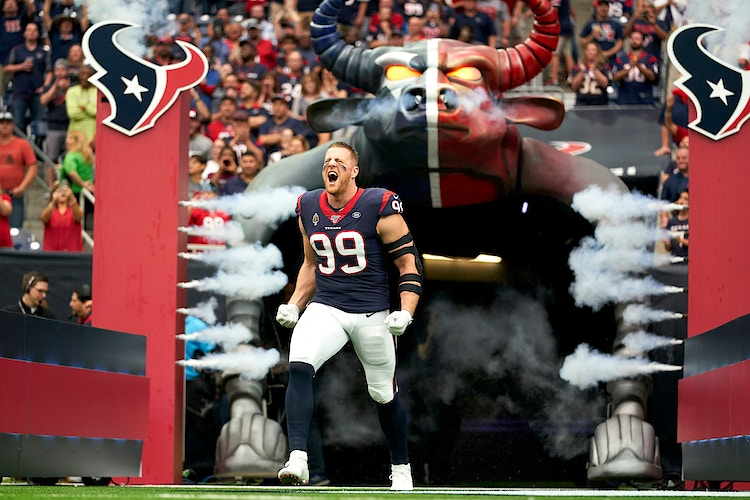 J.J. Watt (for NFL) - Cooper Neill | Dallas Freelance Photographer