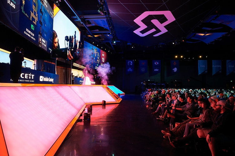 Esports Championship Series November 2018 Click For More - Cooper Neill | Dallas Freelance Photographer