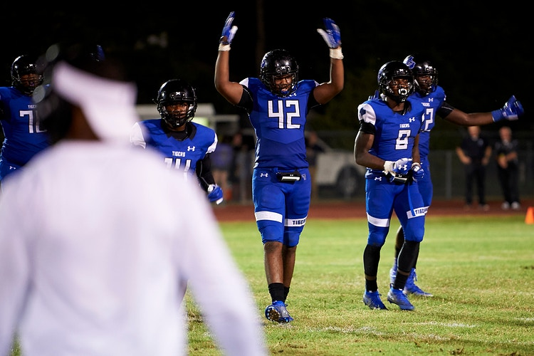 Trinity Christian Football For The Nfl August 2018 Click For More - Cooper Neill | Dallas Freelance Photographer