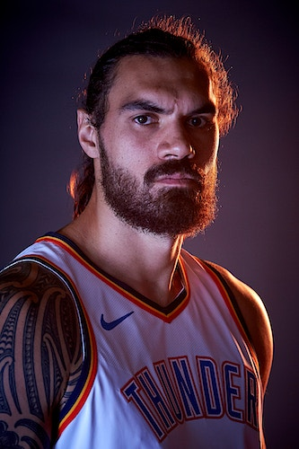 Steven Adams (OKC Thunder) - Cooper Neill | Dallas Freelance Photographer