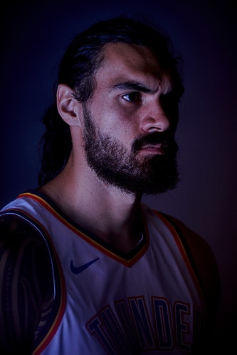 Okc Thunder Basketball - Cooper Neill | Dallas Freelance Photographer
