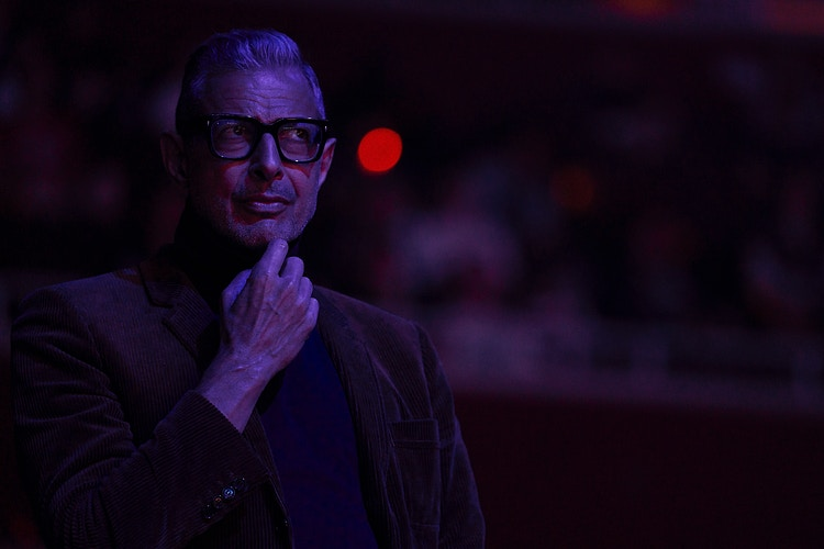 Jeff Goldblum (for Getty Images) - Cooper Neill | Dallas Freelance Photographer