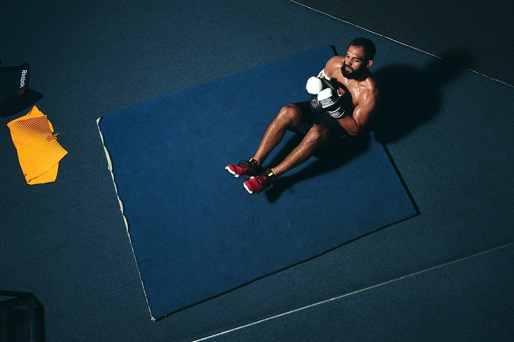 Johny Hendricks Mma - Cooper Neill | Dallas Freelance Photographer