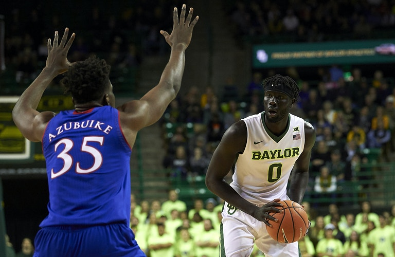 Baylor 80 Kansas 64 For Getty Images Click For More - Cooper Neill | Dallas Freelance Photographer