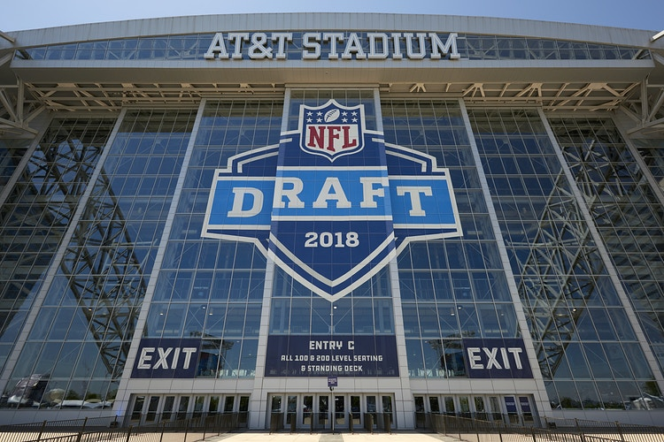 2018 Nfl Draft For The Nyt Click For More - Cooper Neill | Dallas Freelance Photographer