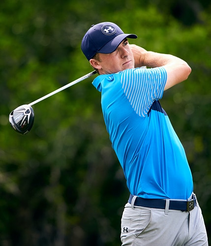 Jordan Spieth Golf - Cooper Neill | Dallas Freelance Photographer